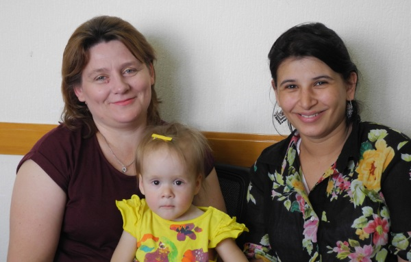 Children Born with Spina Bifida