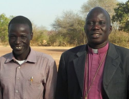 The Book of Common Prayer in Dinka Rik