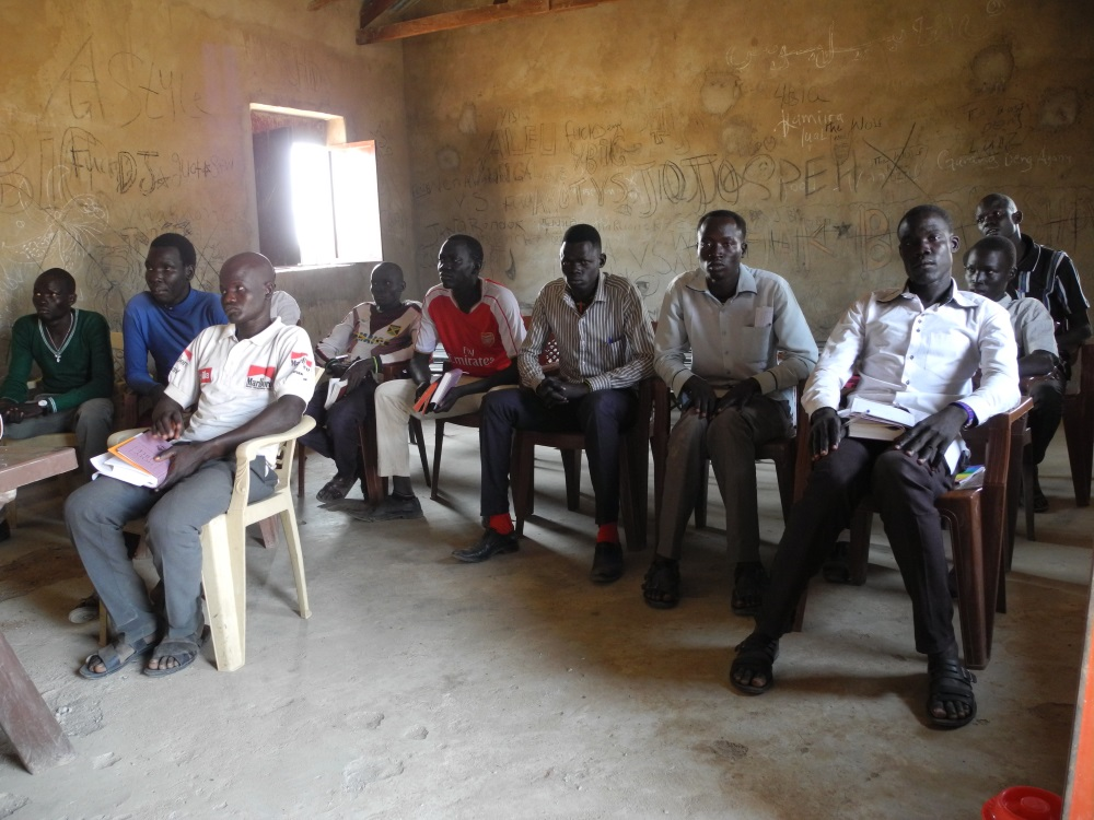 Supporting the Next Generation of Pastors in South Sudan
