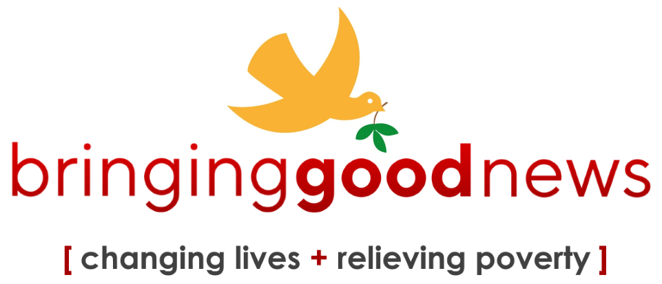 Bringing Good News Logo